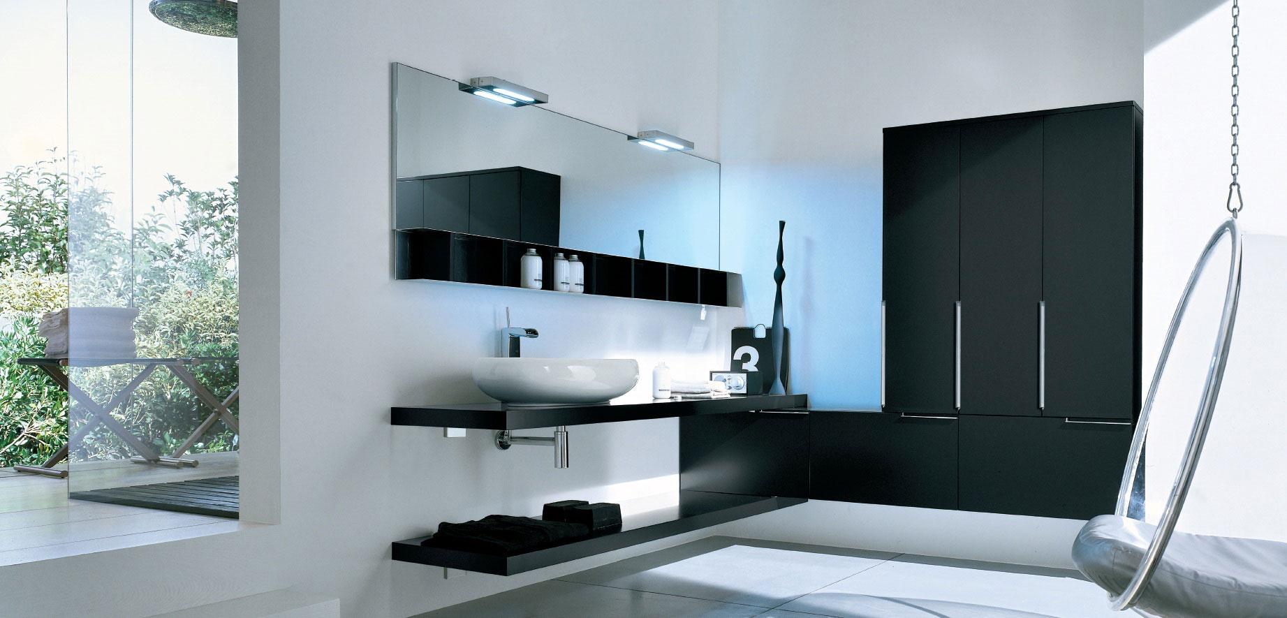 Immobilier travaux les points forts d 39 une salle de bain for Travaux plomberie salle de bain