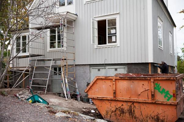 Immobilier travaux comment stocker ses d chets sur son chantier - Travaux maison par ou commencer ...