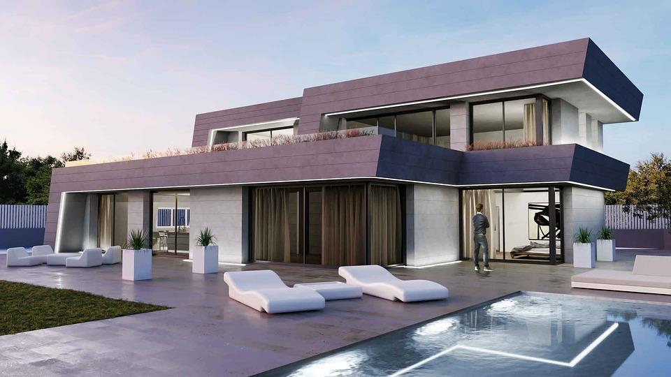 immobilier travaux des conseils pour construire sa maison moderne en savoie. Black Bedroom Furniture Sets. Home Design Ideas