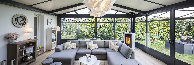 comment construire une veranda cheap dlicieux construire sa veranda en bois information about. Black Bedroom Furniture Sets. Home Design Ideas