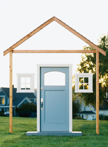 Changer sa porte d'entrée