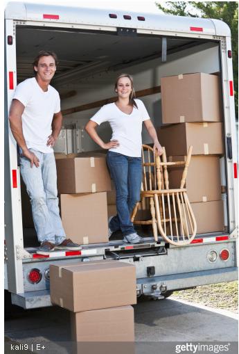 3 conseils pour que votre déménagement se passe bien  !