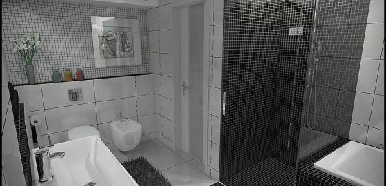 comment profiter d'une petite salle de bain